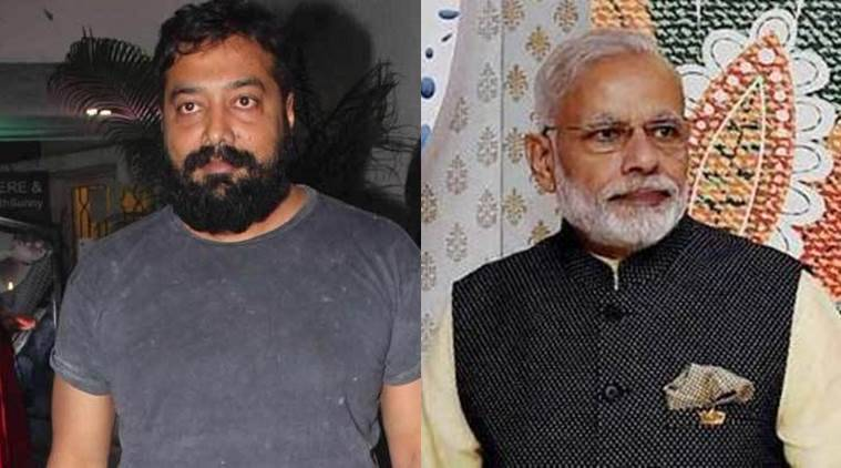 anurag kashyap, narendra modi, anurag kashyap narednra modi, narendra modi anurag kashyap, anurag kashyap narendra modi, anurag modi, modi anurag, anurag kashyap latest news, anurag kashyap latest updates, entertainment news, indian express, indian express news