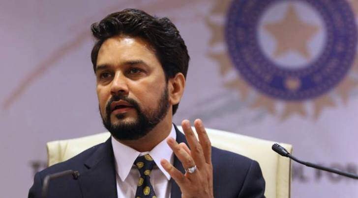 BCCI, ICC, Hawk Eye, BCCI ICC meeting, Anurag Thakur, Thakur, Anil Kumble, Kumble, India cricket, DRS, Cricket news, Cricket