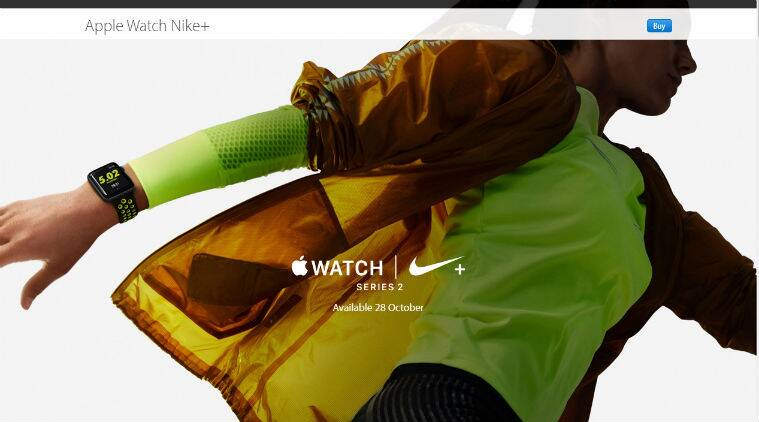 Apple, Apple Watch, Apple Watch Nike plus, Apple Nike Watch, Apple Watch Nike plus India availability, Apple Watch Nike Plus price, Apple Watch Nike Plus features, Apple Watch Nike Plus India launch, Apple Watch Nike Plus specifications, Apple Watch series 2, Apple iphone 7, iphone 7 plus, watchos 3, gadgets, technology, technology news