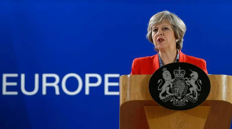 Brexit, UK Ireland, Ireland Brexit, Ireland European Union, Theresa May, news, latest news, world news, international news, UK news