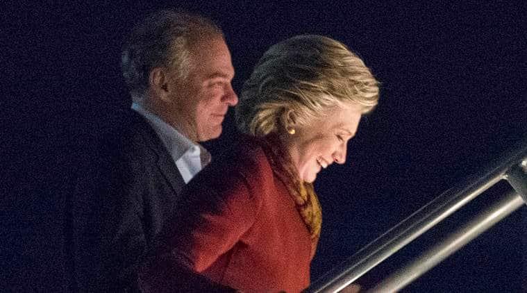Tim Kaine, Wikileaks, Wikileaks tim kaine threat, tim kaine emails, hillary clinton, clinton emails, news, latest news, world news, US news, US presidential elections, international news