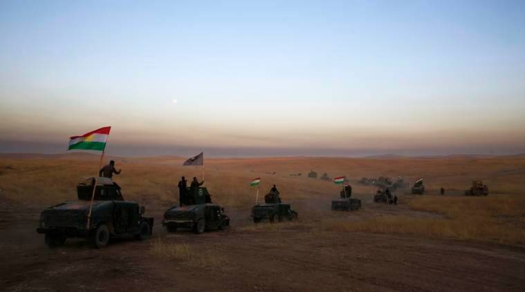 Iraq, ISIS, Mosul, Kurdish forces, Iraq military, US-led coalition, Mosul capture, IS in Iraq, Iraq news, world news, latest news, indian express