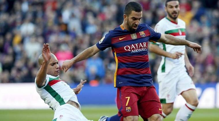 arda turan, barcelona, galatasaray, football transfers, football news, sports news, indian express