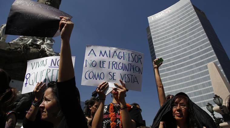 Argentina, Argentina rape, Argentina teenager rape, Argentina teenager murder, murder, rape, Argentina protests, World news, Indian express news