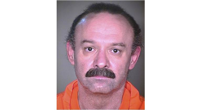 Joseph Wood, executed by lethal injection in Arizona in 2014, is pictured in this undated handout booking photo courtesy of the Arizona Department of Corrections. Arizona Department of Corrections/Handout via REUTERS FOR EDITORIAL USE ONLY. NOT FOR SALE FOR MARKETING OR ADVERTISING CAMPAIGNS. THIS IMAGE HAS BEEN SUPPLIED BY A THIRD PARTY. IT IS DISTRIBUTED, EXACTLY AS RECEIVED BY REUTERS, AS A SERVICE TO CLIENTS