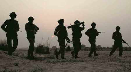 J-K: Pakistan violates ceasefire in Bhimber Gali sector along LoC, Indian Army retaliates