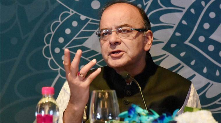 arun jaitley, jaitley, arun jaitley police, policemen arun jaitely, arun jaitley and policemen, arun jaitley on policemen, arun jaitely speaks to policemen, arun jaitely police force, india news, indian express news