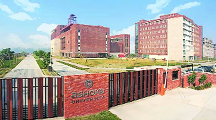 Ashoka University, Ashoka University crackdown, Ashoka University professors, Ashoka University staff, student petition, Jammu and Kashmir, burhan wani, India news