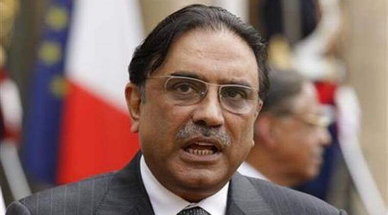Pakistan to ban ex-president Asif ali Zardari, his sister from travelling abroad
