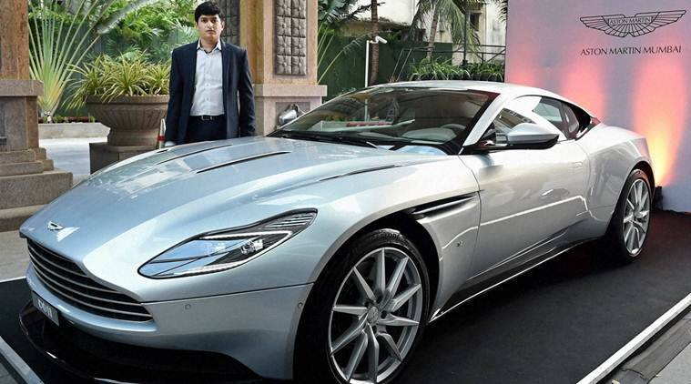 Aston Martin, Aston Martin India, Aston Martin cars, Aston Martin DB11, DB11, cars, automobile, India news, Indian express news