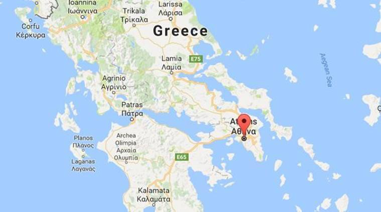 Blast in Athens, Athens balst, Far-right bookshop hit by blastin Athens, athens bast at bookshop, latest news, world news, International news