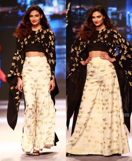 Aditi, Ileana, Athiya: These showstoppers scorched the runway at AIFW SS17