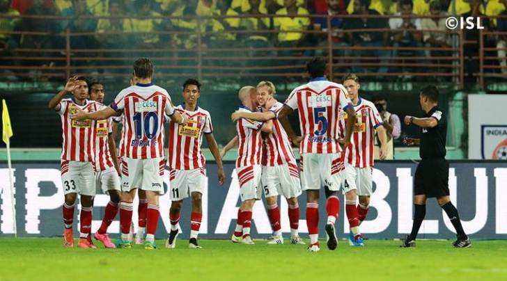 Atletico de Kolkata vs Kerala Blasters, Javier lara, Lara goal, Kerala Blasters vs Atletico de Kolkata, Kolkat vs Kerala, Indian Super League, ISL, Football news, Football