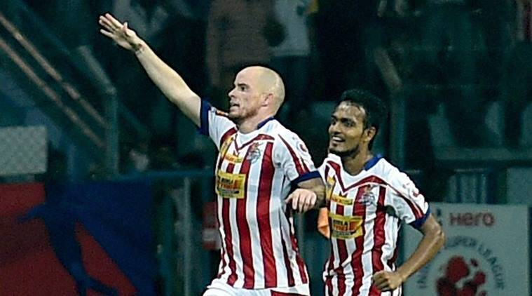 atletico de kolkata, atk, delhi dynamos, indian super league, isl 2016, isl scores, isl table, atletico kolkata vs delhi dynamos, india football, football news, sports news