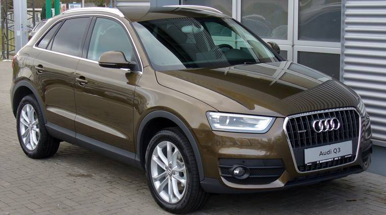 Audi car theft, audi car, conman, luxury car test drive, test drive, Audi Q3, Hyderabad, India news, Indian express news