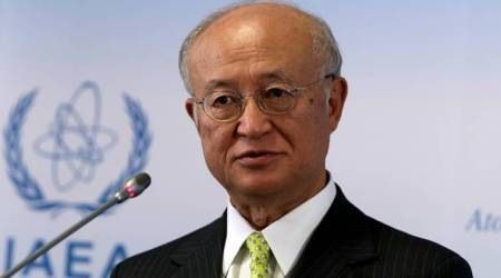 U.N. nuclear chief to visit Iran thisweekend