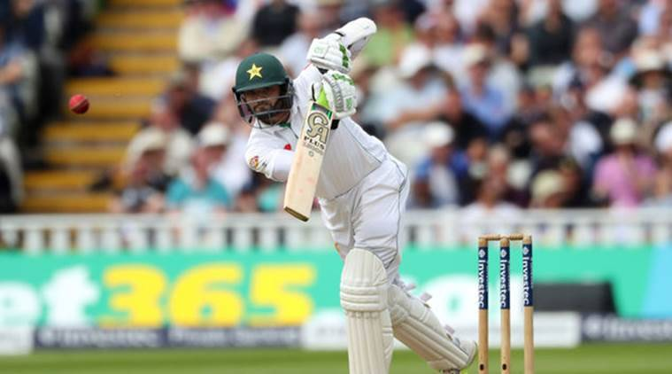 Azhar Ali, Azhar Ali pakistan, azhar ali pakistan west indies, pakistan west indies, pakistan west indies test, pakistan west indies pink ball, pink ball tests, pink ball test century, first pink ball test, cricket, cricket news, sports, sports news