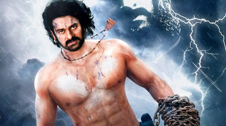 Baahubali 2 Prabhas Makes Thunderous Entry In The First Look See Pics Entertainment News The Indian Express