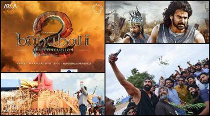 Baahubali 2: Set your clocks for the beginning of The Conclusion