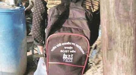 In Madhya Pradesh college, free bags come with caste baggage