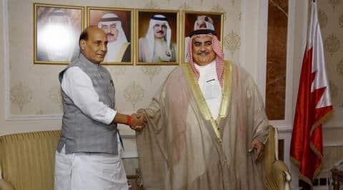 India, Bahrain denounce terror, call it 'hazard' to all