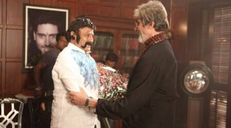 balakrishna, balakrishna amitabh bachchan, balakrishna amitabh, amitabh balakrishna, amitabh sarkar 3, sarkar 3, ram gopal varma, sarkar 3 shooting, sarkar 3 balakrishna, tollwyood news, entertainment news