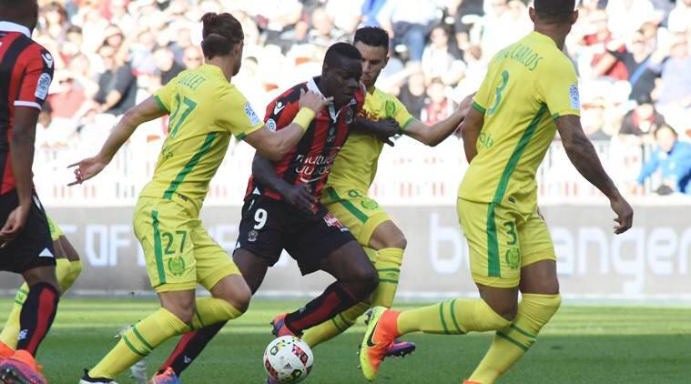 mario balotelli, balotelli, nice vs nantes, nantes vs nice, france football, ligue 1, football news, football