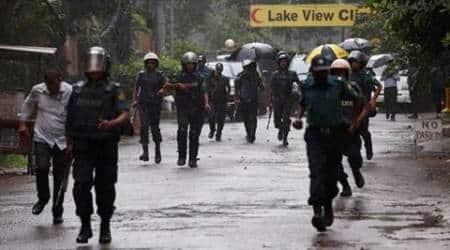 Bangladesh, Islamist militant leader, bangladesh terrorism, Dhaka terror attck, Khairul Islam alias Fahim, Ansarullah Bangla Team, world news, indian express news