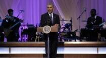 Barack Obama hosts final musical event at White House