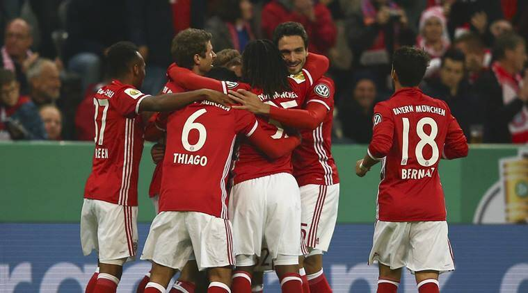 Bayern Munich, Bayern, Munich, Bayern Munchen, Augsburg, German Cup, DFB Pokal Cup, DFB Pokal, German Cup Bayern Munich, football, football news, sports, sports news