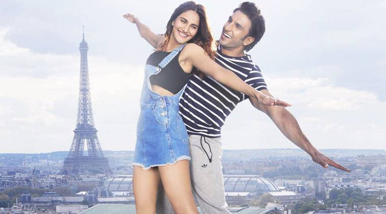 Ranveer Singh's 'Befikre' trailer to be launched at Eiffel Tower