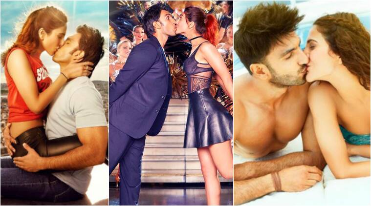 Bollywood of All kisses