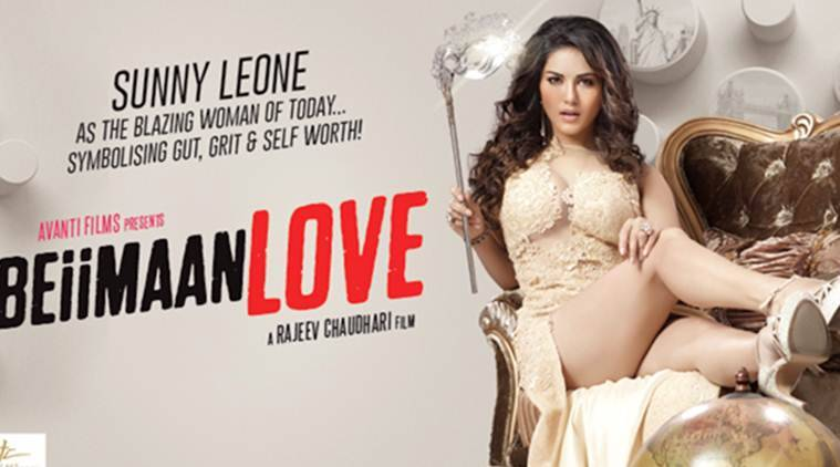 Beiimaan Love movie review, Beiimaan Love review, Beiimaan Love movie, Beiimaan Love, Sunny Leone, Sunny Leone film
