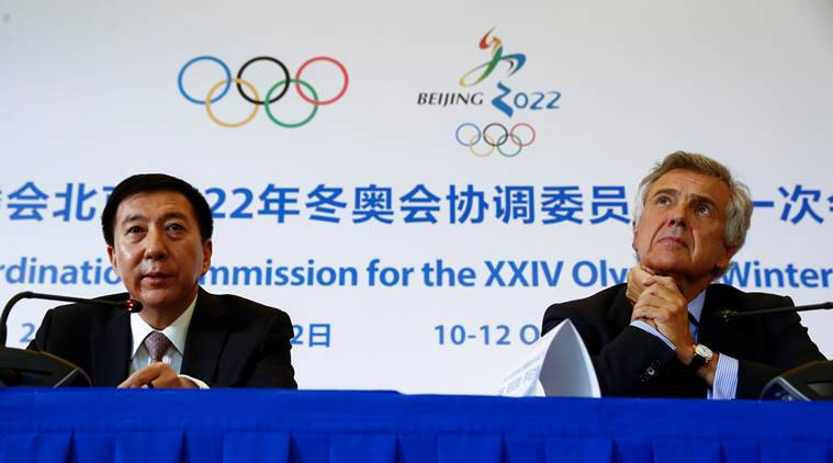Winter Olympics, 2022 Winter Olympics, Beijing winter olympics, beijing 2022 olympics, beijing internet, china internet ban, china internet restrictions, china ban, sports, sports news