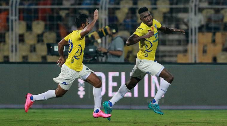 indian super league, isl, fc goa vs kerala blasters, goa vs kerala, isl goa, isl results, isl table, football news, sports news