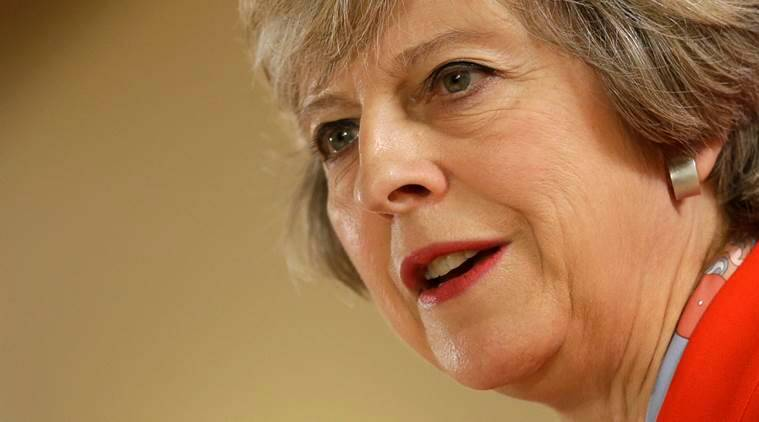 Theresa May, UK Prime Minister, May visit to India, UK-India relations, Brexit, UK news, world news, latest news, indian express
