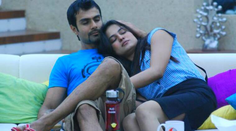 bigg boss ashmit veena 759 - All the Bigg Boss romances which could not survive the real world