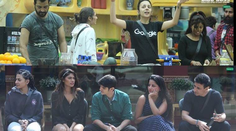 Bigg Boss 10: Celebrities take charge of the house.