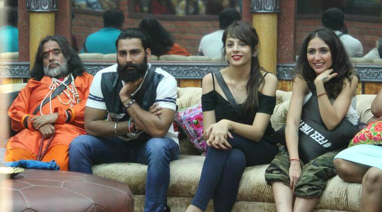 bigg boss, bigg boss 10, bigg boss 10 day 2, bigg boss 10 second day, bigg boss 10 fights, bigg boss 10 commoners, bigg boss 10 secrets, bigg boss 10 task, bigg boss 10 celebs common people, bigg boss 10 maalik sevak, bigg boss 10 deep dark secrets, bigg boss 10 controversies, bigg boss 10 episode, bigg boss 10 preview, bigg boss 10 day 2 preview, bigg boss 10 review, bigg boss 10 news, bigg boss 10 bigg boss 10 om swami, bigg boss 10 akanksha sharma, bigg boss 10 updates, television news, entertainment updates, indian express, indian express news