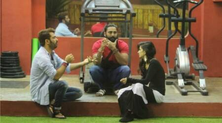 bigg boss, bigg boss 10, bigg boss 10 live updates, bigg boss 10 second episode, bigg boss 10 news, bigg boss 10 salman khan, bigg boss 10 commoners celebs fights, bigg boss 10 first task, bigg boss 10 sevak malik, bigg boss 10 episode 2, bigg boss 10 controversies, bigg boss 10 colors, bigg boss 10 new season, bigg boss 10 written updates, television news, indian express, indian express news
