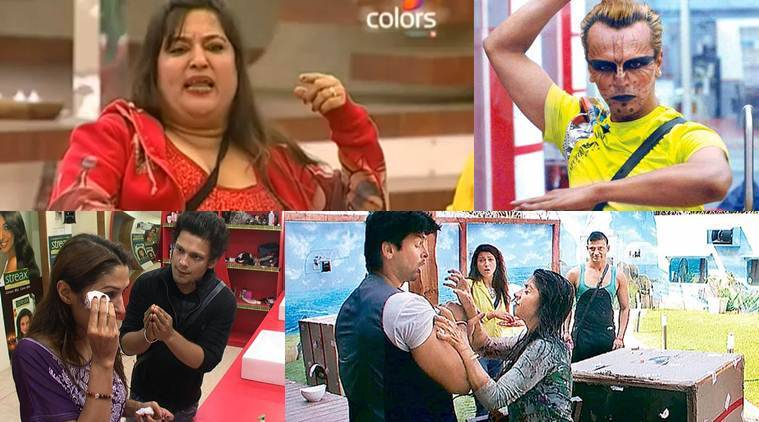 Bigg Boss, Bigg Boss big fights, Bigg Boss fights, Bigg Boss news, Bigg Boss old seasons, Bigg Boss 10, Bigg Boss recall