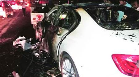 BMW accident: Citing dengue, Mohali police fails to make any headway in the case