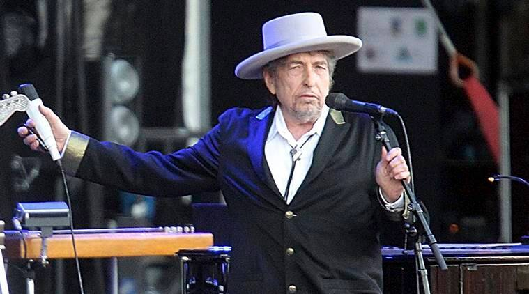 Bob Dylan, Nobel prize 2016, Nobel prize in literature, Bob Dylan Nobel prize, who is bob dylan, Bob Dylan profile, Indian express