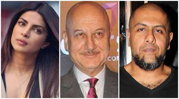 Dussehra, Dussehra wishes, Dussehra bollywood, bollywood Dussehra, Dussehra film industry, film industry Dussehra, anupam kher, priyanka chopra, entertainment news, indian express, indian express news