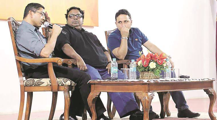 "Amish Tripathi, author Amish Tripathi,  Ashwin Sanghvi, EPIC""URIOUS, book, indian express news, pune, pune news"