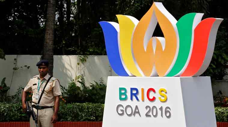 brics, brics goa summit, goa brics summit, brics goa declaration, corruption brics, brics corruption, india news, indian express