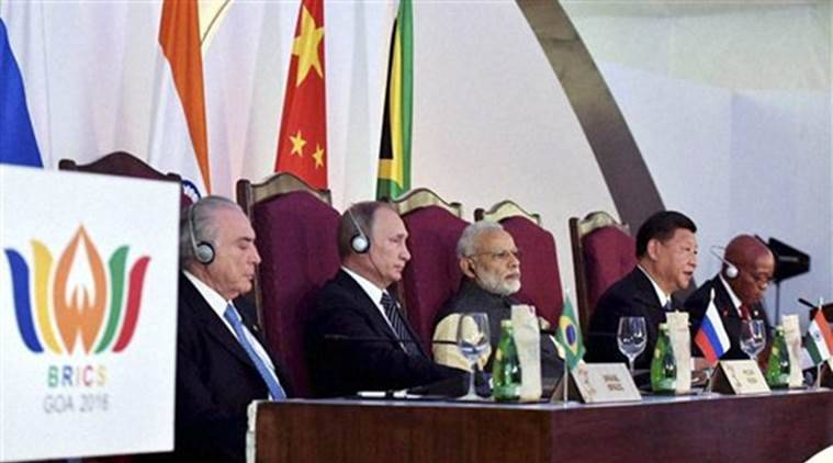 BRICS, BRICS 2016, BRICS goa summit, BRICS summit, credit rating agency, disagreement, rating agency, india news, indian express