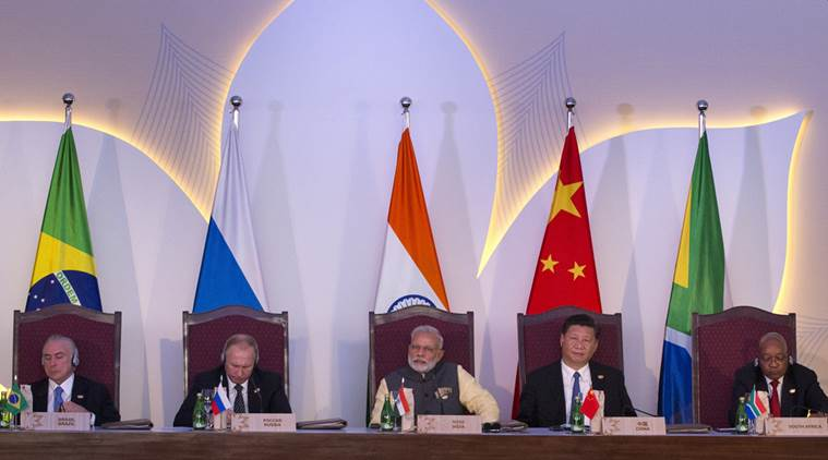 BRICS, Paris Climate Deal, UN
