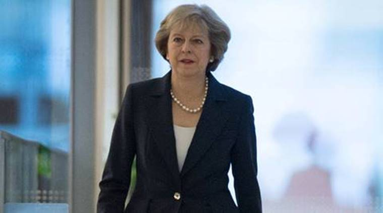 theresa may, london pm theresa may, theresa may india visit, theresa may london, world news, london news, india news