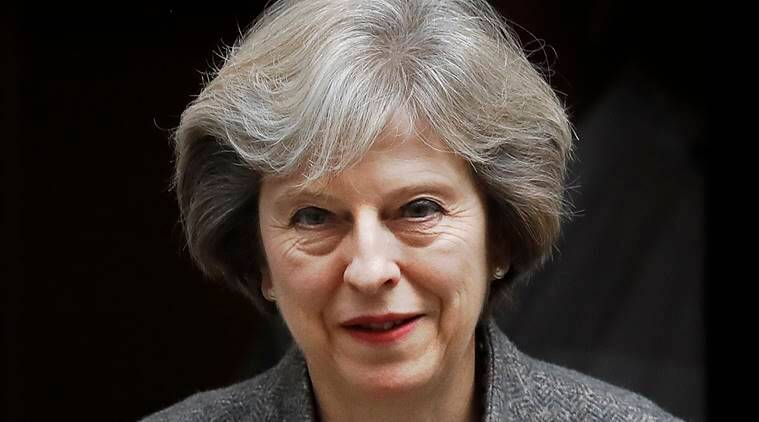 British Prime Minister, Theresa May, India-UK Tech Summit, Theresa May India Visit, Confederation of Indian Industry, Prime Minister Narendra Modi, UK leaving Europe, Latest news, India news